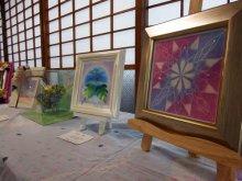 やまのべ雛街道イベント 〜パステルアート展〜:画像