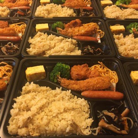 ☆味よし「お弁当のご注文は、味よしへ!!」:画像