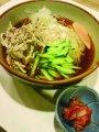 ★味よし「お待たせしました!味よしの冷麺!!27日より、始まります♪」:画像