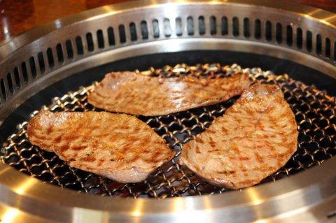 美味しい焼肉:画像