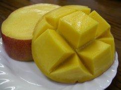 メキシコ産《アップルマンゴ》濃厚な甘みと酸味のハーモニー:画像