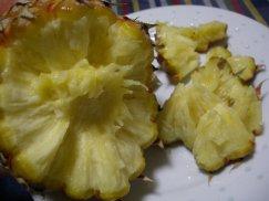 沖縄県産《スナックパイン》ちぎって食べるパイナップル:画像
