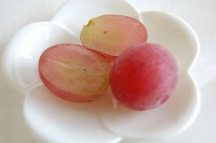 石川県産《ルビーロマン》それは、宝石にいちばん近い果実:画像