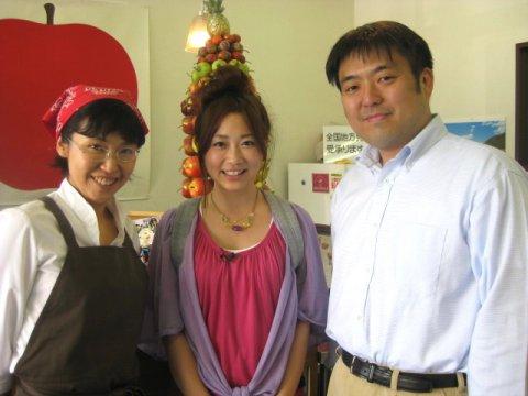 松尾翠アナ・・感謝!!:画像