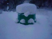 待ちかねた 業者恵みの 雪が降る:画像