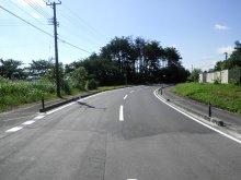 平成26年度 椿中線 舗装補修工事:画像