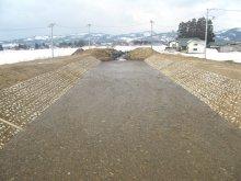 平成27年度(明許)河川整備補助事業(防災安全)萩生川護岸工..:画像