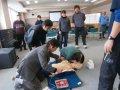 2月7日 防災と救命救急講習会:画像