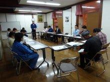 6月21日ふれあい運動会準備会開催:画像