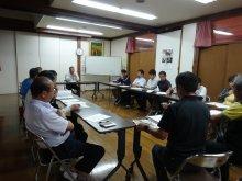 9月7日 コミュニティセンター移行作業部会:画像