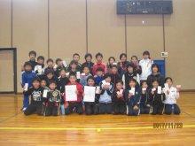 11月23日ドッジボール大会準優勝!:画像