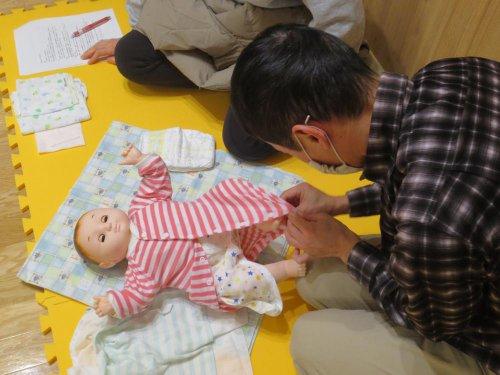 助産師と一緒に赤ちゃんのお世話を体験しませんか?:画像