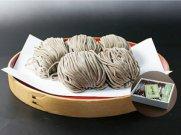 冷たい肉蕎麦 10食(10食/つゆ付/化粧箱入):画像