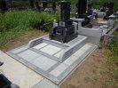 デザイナーズ墓石 響型。:画像