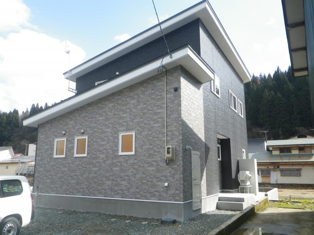 HK様邸(戸沢村):画像