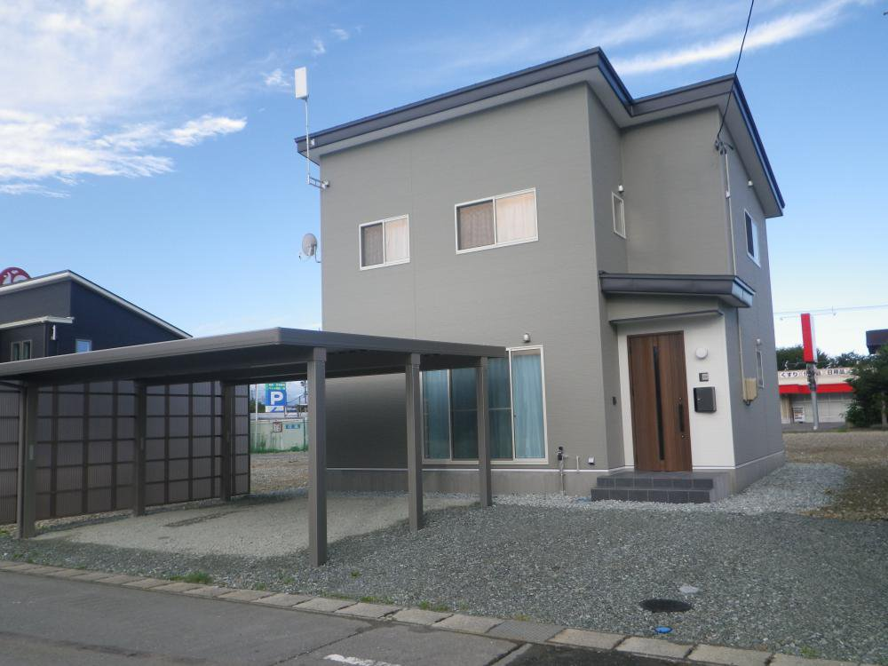 SY様邸(尾花沢市):画像
