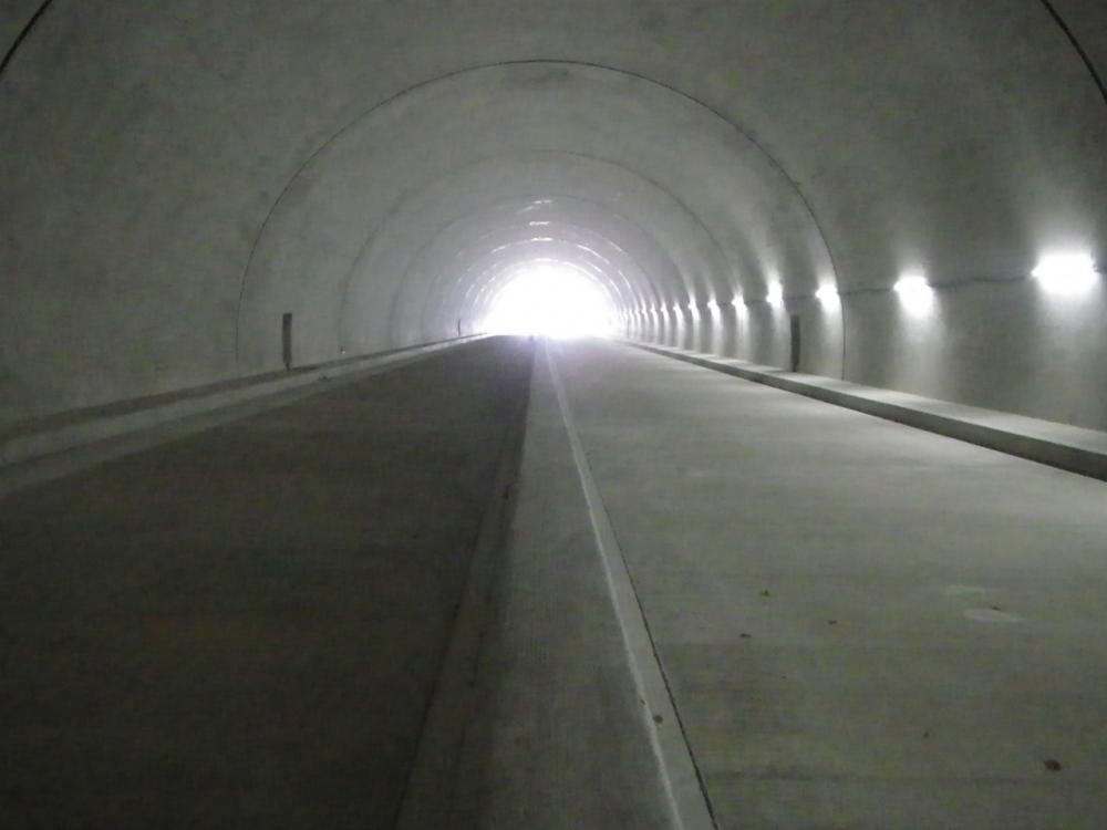 清水地区道路改良舗装工事:画像