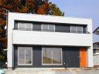 感動のシンプルモダン住宅「A邸」:画像