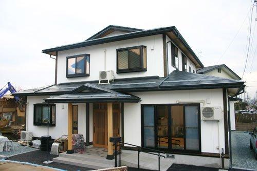 在来工法の純和風住宅 / 山形市N様邸:画像