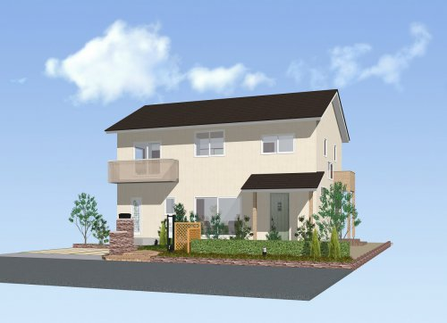 コンパクト二世帯住宅:画像