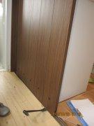 お部屋の入口引き戸の調整方法:画像