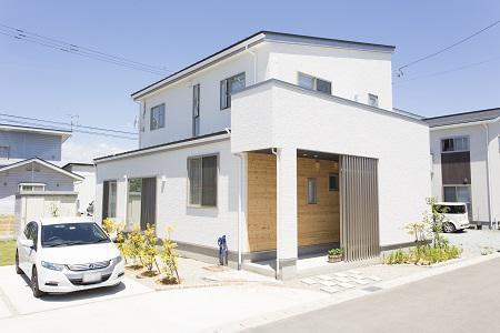 シンプルデザインハウス / 東根市M様邸:画像