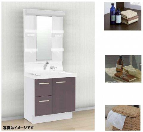 標準仕様/水廻り/5点パック (洗面化粧台):画像