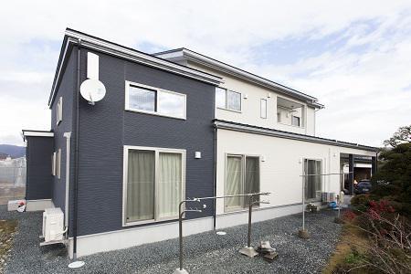 未来を見据えた同居型多世帯住宅:画像