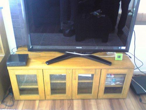 TV用ローボード:画像