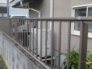 フェンス交換工事:画像