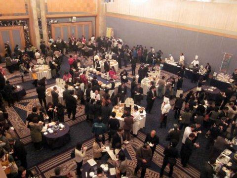 試食交流会が盛大に開催!:画像