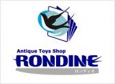 アンティークトイズ・ロンディネさんのロゴデザイン