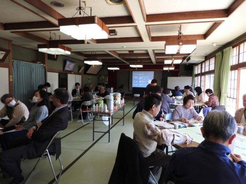 第二次地域福祉活動計画「ふりかえりの会」開催:画像