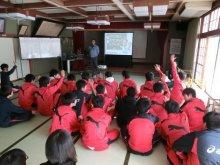 ウインターボランティアスクール2016が開催されました  :画像