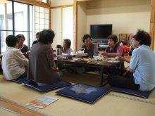 上の台すこやかサロン(上伊佐沢地区)へおじゃましました!:画像
