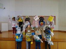 僕たち私たちがオニから児童センターを守る!(伊佐沢児童センタ..:画像