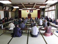 「平成29年度  長井市老人クラブ連合会総会開催」:画像
