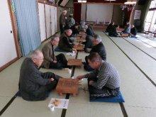 長井市老人クラブ連合会第31回 囲碁・将棋大会を行いました:画像