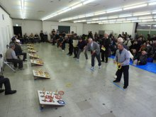 長井市老人クラブ連合会  第40回公式ワナゲ大会を開催しまし..:画像