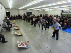 長井市老人クラブ連合会  第40回公式ワナゲ大会を開催しました:画像