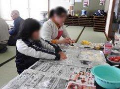 避難者支援・冬の交流会:画像