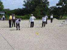 「交通安全ゲートボール大会」を開催しました。:画像
