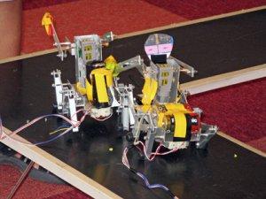 【少年少女ロボットセミナ—&ロボトレースセミナー】:画像