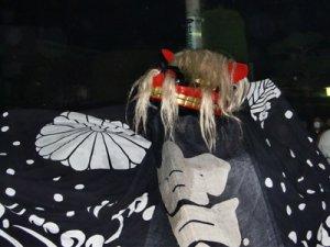 【總宮神社例祭の様子をチラリ】:画像