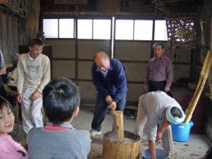 【なごみ庵の収穫祭】:画像