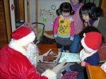 【サンタがお家にやってきた〜NPOのトナカイ急便】:画像