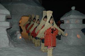 【第7回ながい雪灯り回廊まつり〜まもなく開催!】:画像