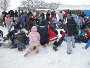 【ワッサの雪わっさ2010〜今年も開催!!】:画像