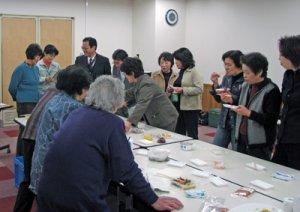 【農産物加工品研修検討会が行われました】:画像