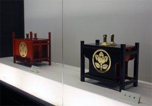 【今と昔の漆器展〜文教の杜】:画像